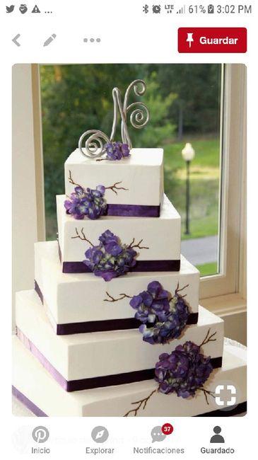 La boda de tus sueños - La torta 4