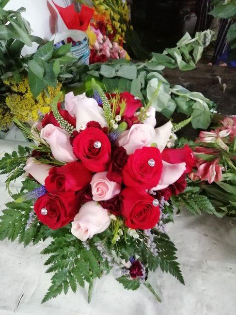 Bouquet recomendación 2