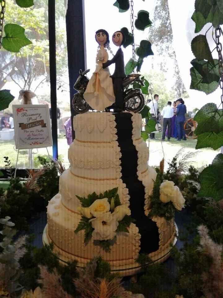 🥳 El momento corte de torta - 1