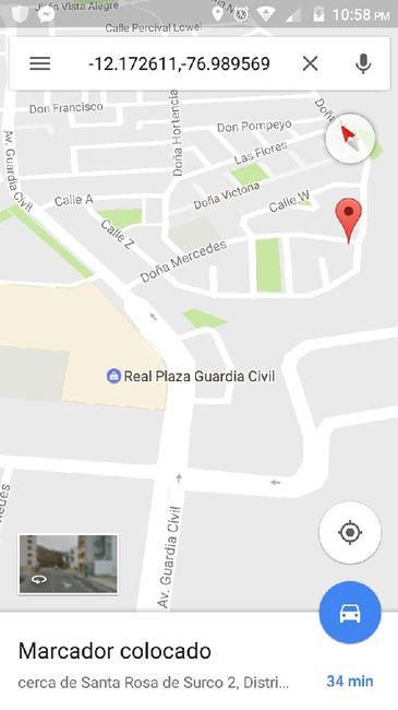 Local de recepción límite surco-chorrillos 4