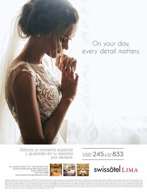 dato de novia a Novia: Comparto info de mi boda en Dic2019 :) 8