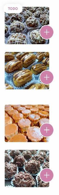 Bocaditos dulces 1