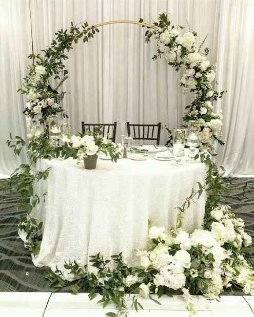 Decoración boda civil - 1