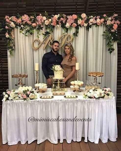 Decoración boda civil - 2