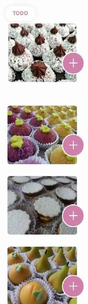 Bocaditos dulces - 2