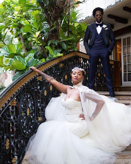 El matrimonio de Hilary Swank VS el de 2Chainz: ¿Con cuál te quedas? 8