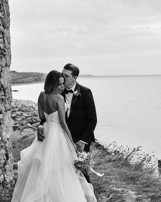 ¿Qué tal estas fotos del matrimonio de John Newman? 3
