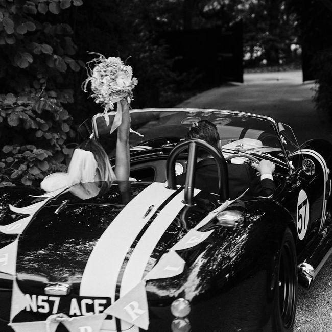 ¿Qué tal estas fotos del matrimonio de John Newman? 4