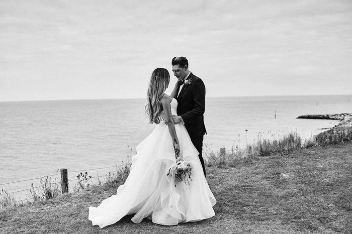 ¿Qué tal estas fotos del matrimonio de John Newman? 5