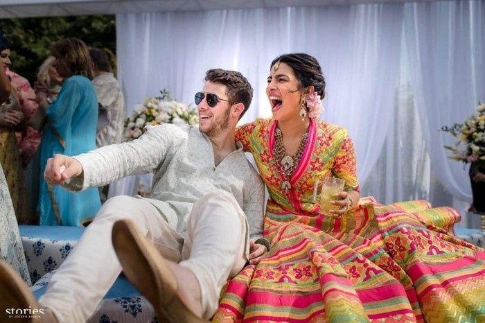 ¿Tendrías un matrimonio indio como el de Priyanka Chopra y Nick Jonas? 1