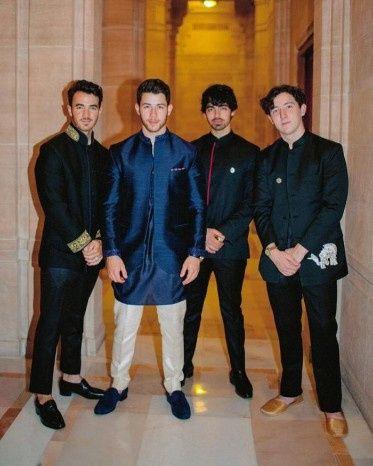 ¿Tendrías un matrimonio indio como el de Priyanka Chopra y Nick Jonas? 3