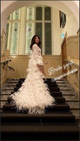 ¿Tendrías un matrimonio indio como el de Priyanka Chopra y Nick Jonas? 10
