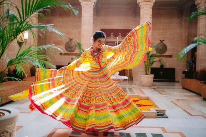 ¿Tendrías un matrimonio indio como el de Priyanka Chopra y Nick Jonas? 5
