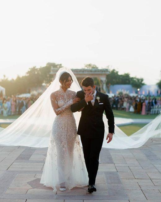 ¿Tendrías un matrimonio indio como el de Priyanka Chopra y Nick Jonas? 12