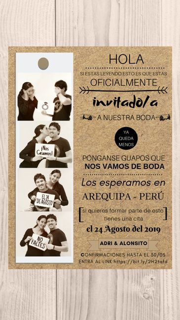 Invitaciones virtuales diy 1