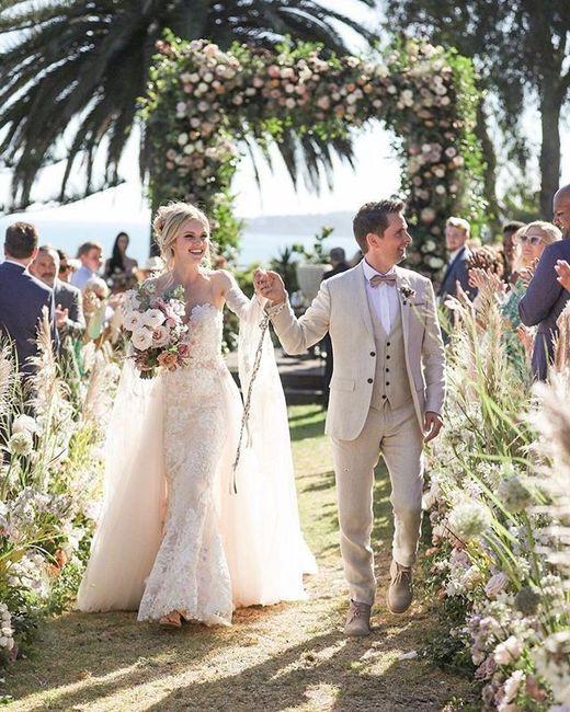 🎸 ¡La boda rockera del año! Se casa el vocalista de Muse 😍 1