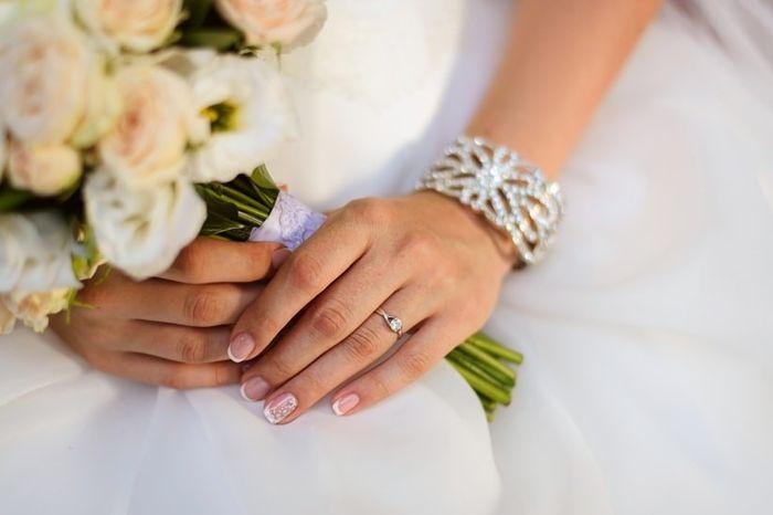 Del 1 al 10, ¿cuánto amas esta manicure? 1