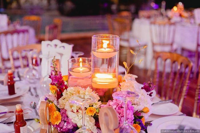💘 Me enamora este centro de mesa 3