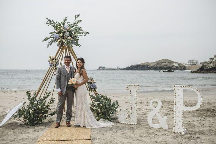 Especial bodas en la playa: Altares a orillas del mar 7