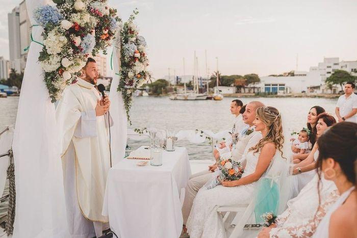 Especial bodas en la playa: Altares a orillas del mar 10