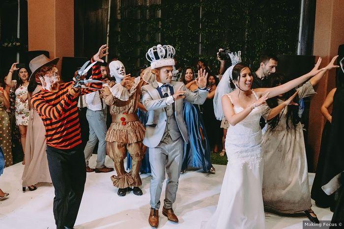¿Qué nota se lleva este Matrimonio Real de Perú? 7