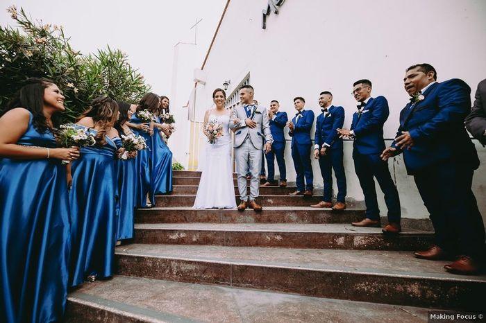¿Qué nota se lleva este Matrimonio Real de Perú? 4