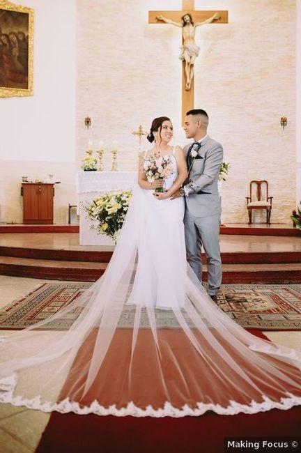 ¿Qué nota se lleva este Matrimonio Real de Perú? 2