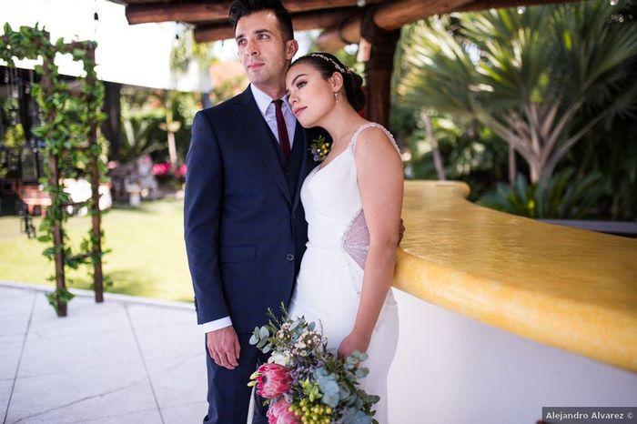 ¿Qué nota se lleva este Matrimonio Real de México? 2