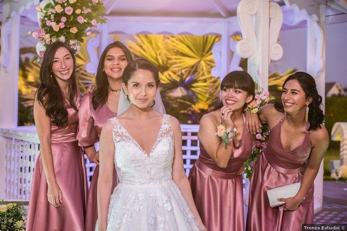 ¿Qué nota se lleva este Matrimonio Real de Chile? 7