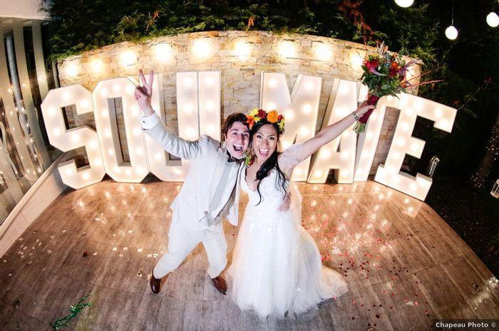 ¿Qué nota se lleva este Matrimonio Real de Colombia? 1