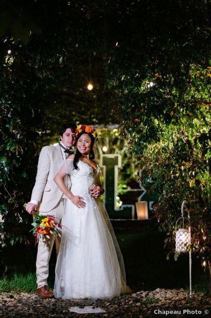 ¿Qué nota se lleva este Matrimonio Real de Colombia? 3