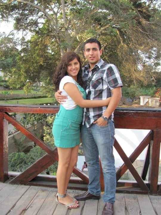 Martin y Estefany ♥