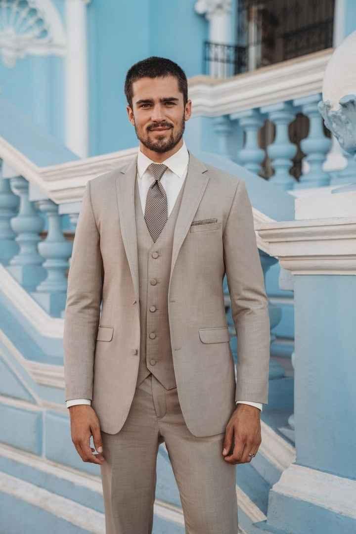 Le doy el ¡Sí! a este color de traje - 2