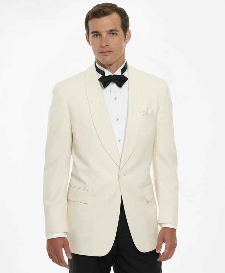 Le doy el ¡Sí! a este color de traje - 3