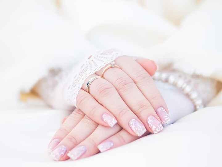 Me enamora este manicure ¿A, B o C? - 1