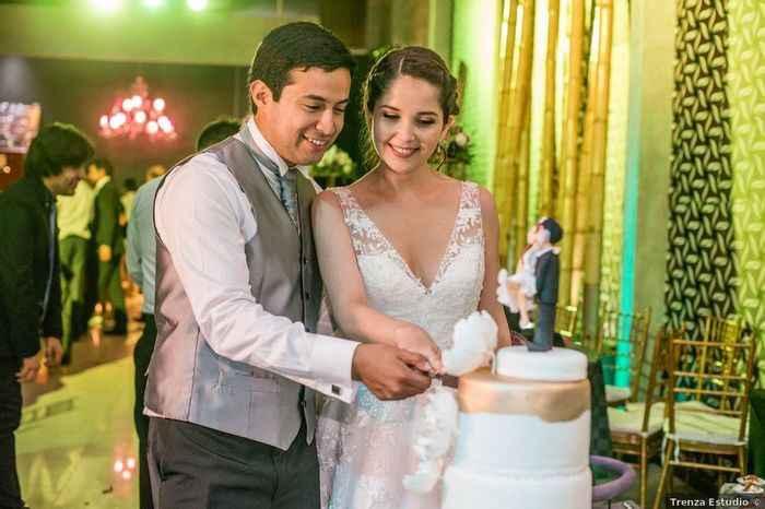 ¿Qué nota se lleva este Matrimonio Real de Chile? - 1