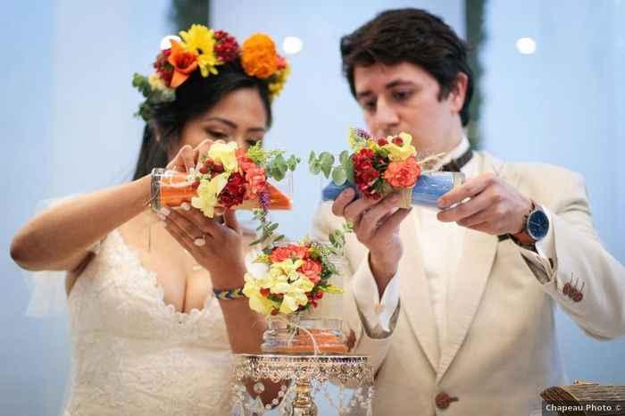 ¿Qué nota se lleva este Matrimonio Real de Colombia? - 4