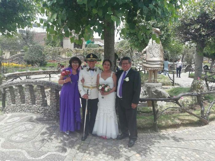 Nuestro Matrimonio Jhonny y Carol ( por fin jaja) - 1