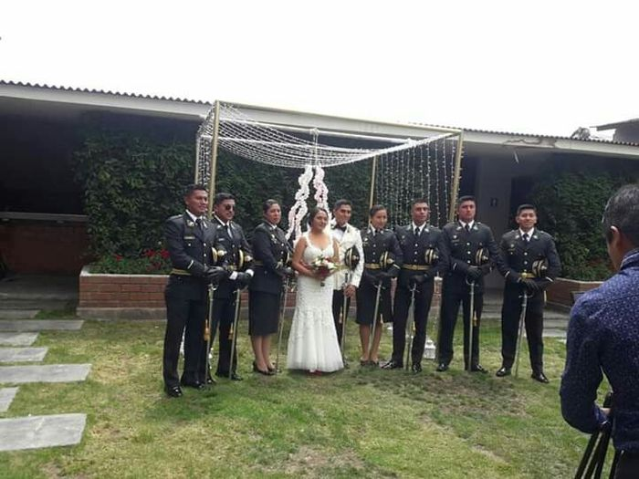 Nuestro Matrimonio Jhonny y Carol ( por fin jaja) - 3