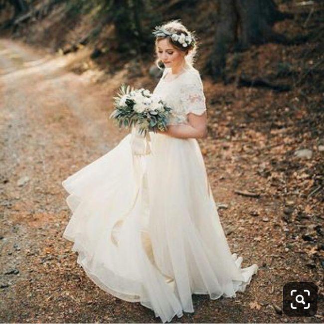 Vestido de novia ¿Strapless, tirantes o con mangas? 6