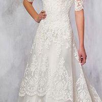 Usar o no collar con mi vestido de novia - 1