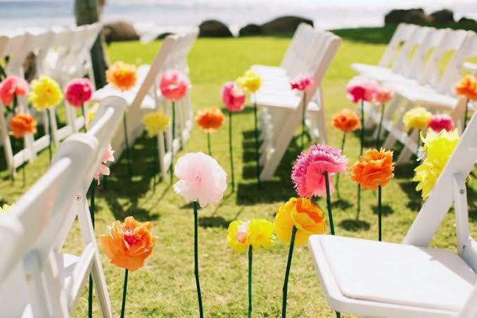 Manualidades para Una boda 9