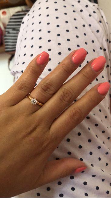 ¿Cuál es la forma de tu anillo de compromiso? 💍 7