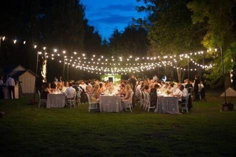 Sugerencias para una boda en el campo (Tarde-Noche) 14