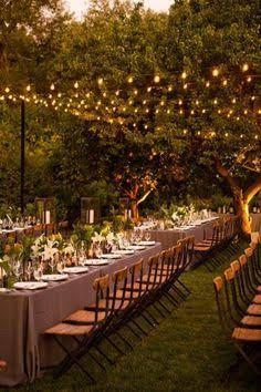 Sugerencias para una boda en el campo (Tarde-Noche) 15