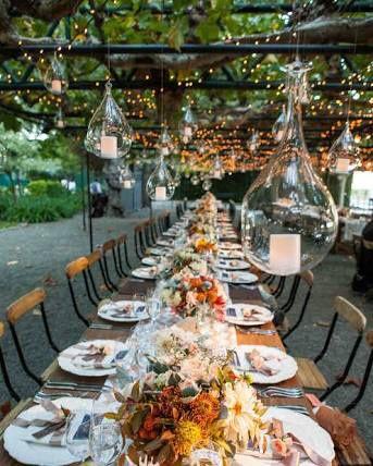Sugerencias para una boda en el campo (Tarde-Noche) 16