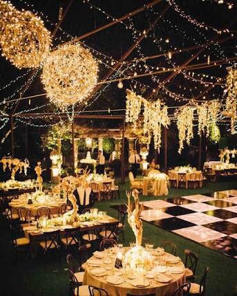 Sugerencias para una boda en el campo (Tarde-Noche) 18