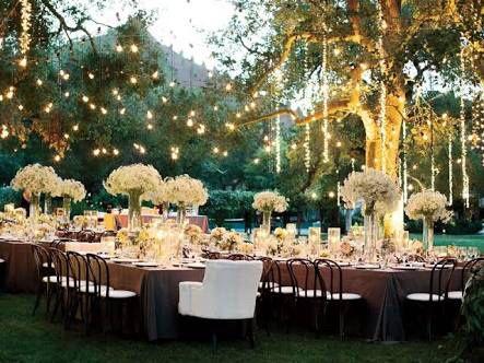 Sugerencias para una boda en el campo (Tarde-Noche) 19