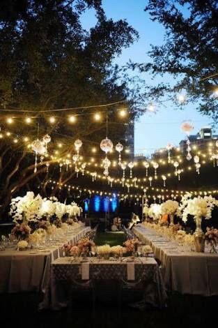 Sugerencias para una boda en el campo (Tarde-Noche) 20