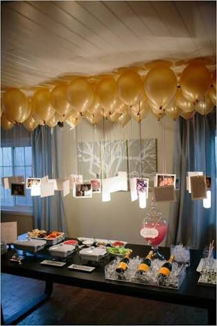 Sugerencias para fiesta de matrimonio civil en casa 19